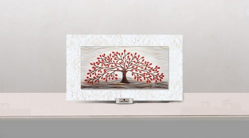 cartapietra small picture tree of life red