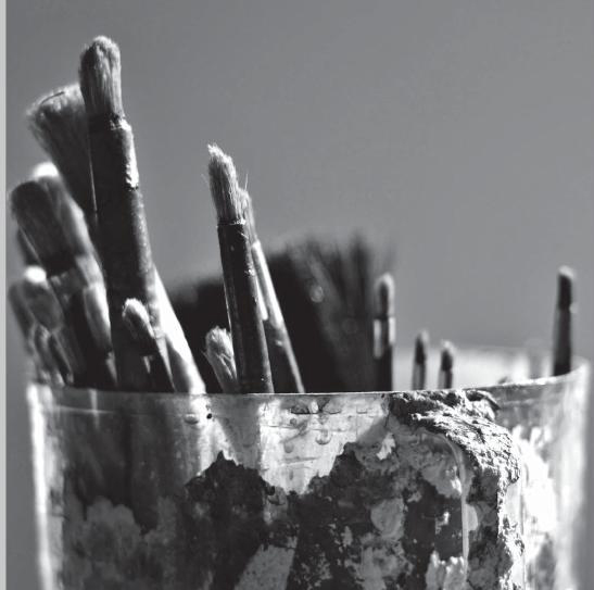 cartapietra Paint Brushes
